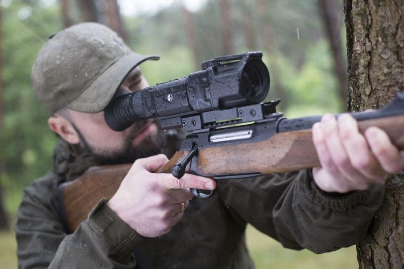 Обзор цифрового прицела Digisight Ultra N355