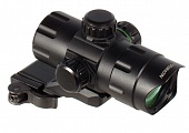 Коллиматорный прицел Leapers 1x21 Red/Green Dot Sight 2 QD Mounts SCP-DS3026W