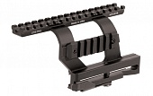 Боковой быстросъемный кронштейн Leapers на Weaver UTG PRO Made in USA Quick-detachable AK Side Mount MTU016