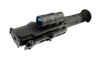 Pulsar Digisight Ultra N455 с креплением Weaver